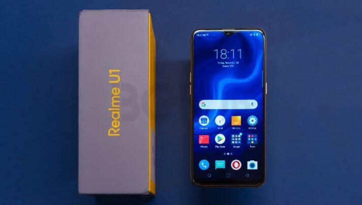 إنخفاض سعر هاتف Realme U1 1