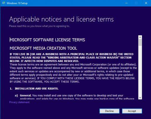 كيفية تحميل و تثبيت ويندوز Windows 10 بشكل رسمي مع طرق التثبيت والتفعيل والتحديث 2019 4