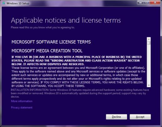 قم بتحديث نظام ويندوز Windows 10 مع سرعة إنترنت ضعيفة 4