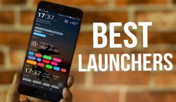 افضل Launchers بدون مساحة منفصلة للتطبيقات على Android