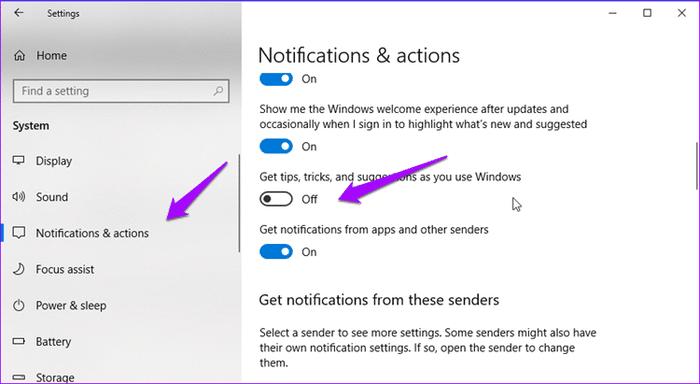 كيفية حل مشكلة استهلاك Disk 100% على Windows 10 12