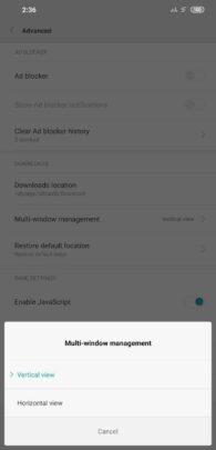 Mint Browser متصفح xiaomi الجديد جرب عليه هذا الموضوع 17