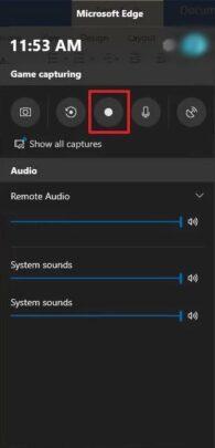 كيفية تسجيل الشاشة على اي تطبيق على نظام ويندوز Windows 10 3