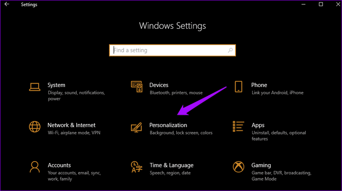 Language Bar مختفي على Windows 10 اليك الحل 2