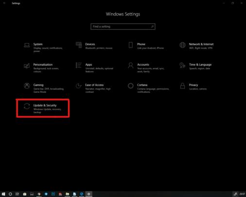 كيفية تحميل و تثبيت ويندوز Windows 10 بشكل رسمي مع طرق التثبيت والتفعيل والتحديث 2019 18