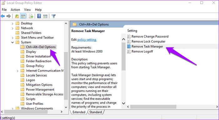 Task Manager لا يعمل على نظام Windows 10 اليك بعض الحلول 5