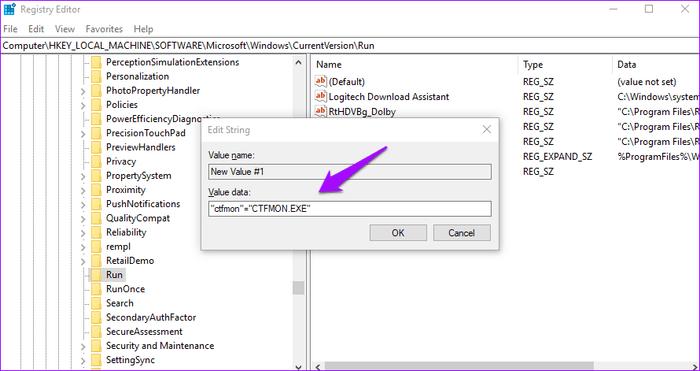Language Bar مختفي على Windows 10 اليك الحل 15