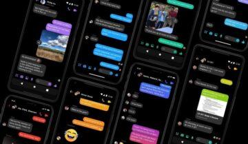 طريقة تفعيل وضع الليلي Dark Mode في تطبيق ماسنجر Facebook Messenger رسمياً 37