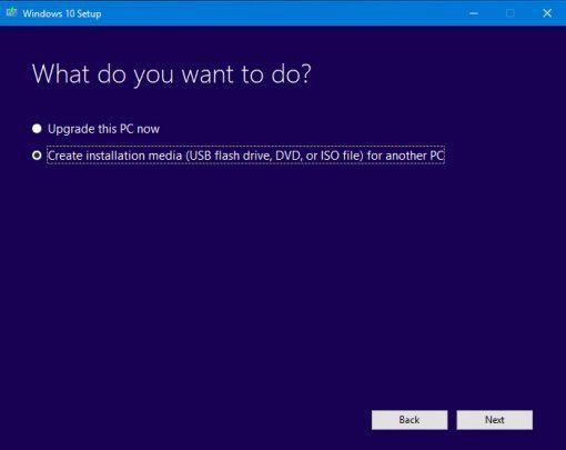كيفية تحميل و تثبيت ويندوز Windows 10 بشكل رسمي مع طرق التثبيت والتفعيل والتحديث 2019 5