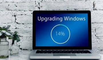 قم بتحديث نظام ويندوز Windows 10 مع سرعة إنترنت ضعيفة