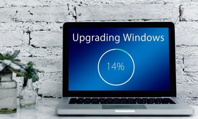 قم بتحديث نظام ويندوز Windows 10 مع سرعة إنترنت ضعيفة 1
