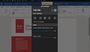 كيفية تسجيل الشاشة على اي تطبيق على نظام ويندوز Windows 10 5