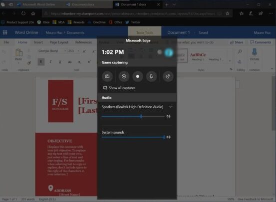 كيفية تسجيل الشاشة على اي تطبيق على نظام ويندوز Windows 10 1