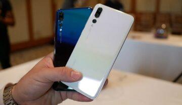 أول تسريب لمواصفات Huawei P30 11