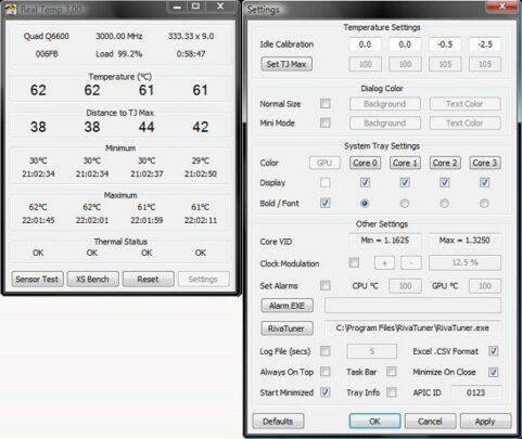 أفضل 5 برامج لمعرفة درجة حرارة المعالج 5