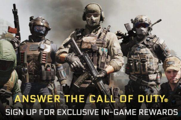 الإعلان عن Call of Duty: Mobile للأندرويد والأيفون 1