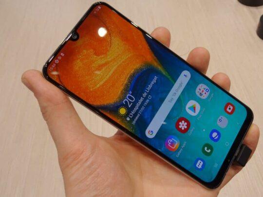 سعر Galaxy A30 مع مواصفاته ومميزاته 1