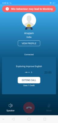 برنامج Opentalk أفضل وسيلة لتحسين لغتك الإنجليزية 4