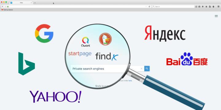 أفضل محركات بحث تحمي خصوصيتك وأفضل من جوجل 1