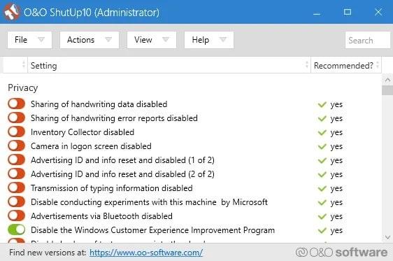 4 طرق سهلة لتزيد من تأمين Windows 10 3
