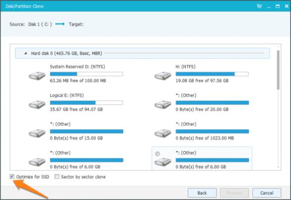 كيف تنقل ويندوز 10 إلى قرص SSD دون إعادة تثبيته 6