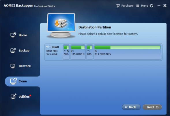 كيف تنقل ويندوز 10 إلى قرص SSD دون إعادة تثبيته 3