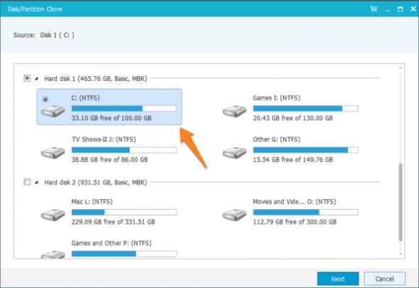 كيف تنقل ويندوز 10 إلى قرص SSD دون إعادة تثبيته 5