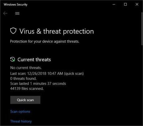 4 طرق سهلة لتزيد من تأمين Windows 10 4