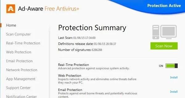 أفضل برامج مقاومة الـ Malware المجانية 3