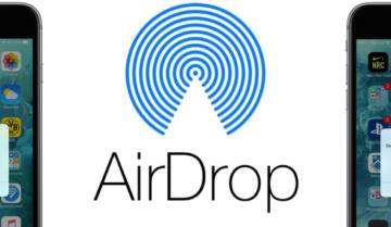 كيف تستخدم Airdrop على نظام MacOS