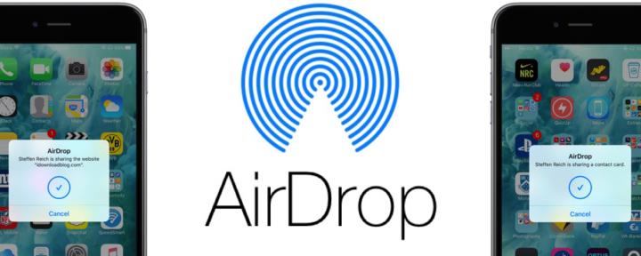 كيف تستخدم Airdrop على نظام MacOS 1