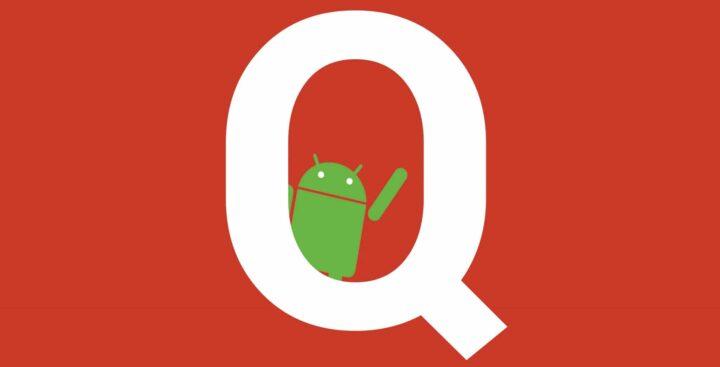 Android Q يأتي بميزة تسجيل الشاشة 1