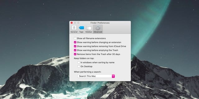 كيف توفر مساحة التخزين بطريقة سهلة في Mac OS 4