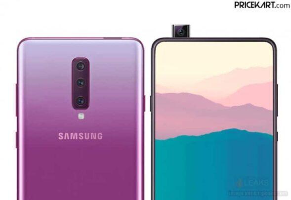 تسريب من سامسونج عن Galaxy A90 3