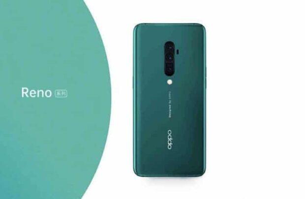 تسريب هاتف Oppo Reno 2