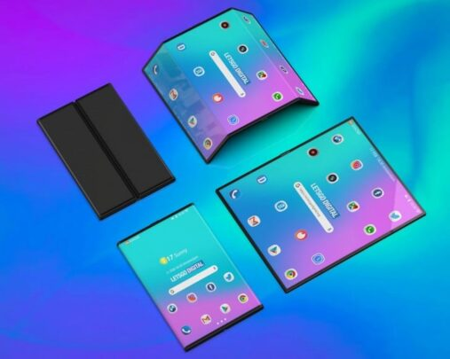 هاتف شاومي القابل للطي سيأتي بنصف سعر Galaxy fold 1