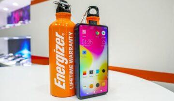 هاتف Energizer ذو البطارية العملاقة أصبح متاحاً الآن 6