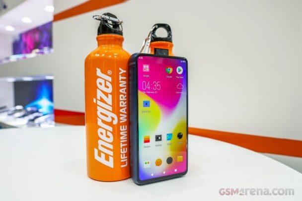 هاتف Energizer ذو البطارية العملاقة أصبح متاحاً الآن 2