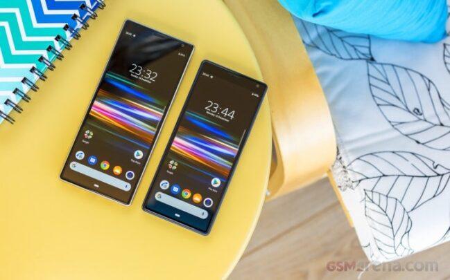 مواصفات هاتف Sony Xperia 10 التقنية مع مميزاته وسعره 2