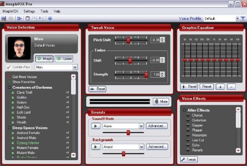 ثلاثة برامج مجانية لتغير الصوت على ويندوز 10 3