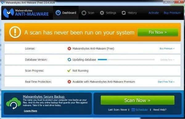 أفضل برامج مقاومة الـ Malware المجانية 2