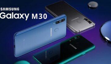 مواصفات Galaxy M30 التقنية ومميزاته وسعره