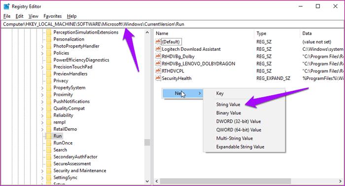 Language Bar مختفي على Windows 10 اليك الحل 13