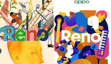 تسريب هاتف Oppo Reno 8
