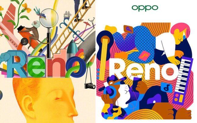 تسريب هاتف Oppo Reno 1