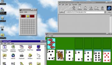 3 محاكيات لويندوز 95