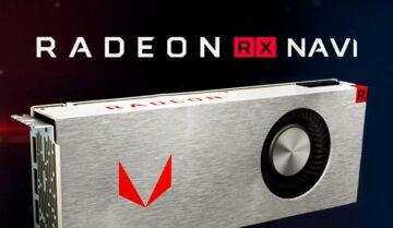 بطاقات AMD Navi ستنطلق بعد Ryzen 3000 بشهر 5