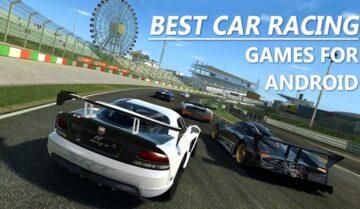 افضل العاب السيارات Car Games على اجهزة Android 15
