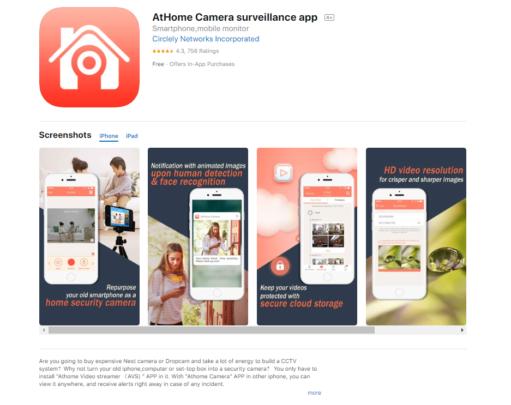 كيف تستخدم الأيفون iPhone ككاميرا ويب Webcam 4