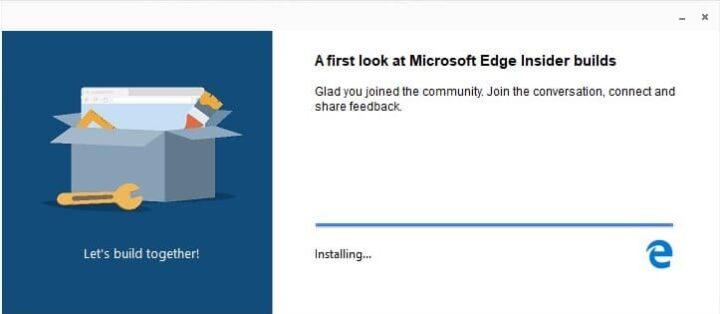 متصفح Edge الجديد ليس سيئاً كيفية التحميل مع تجربتنا 4